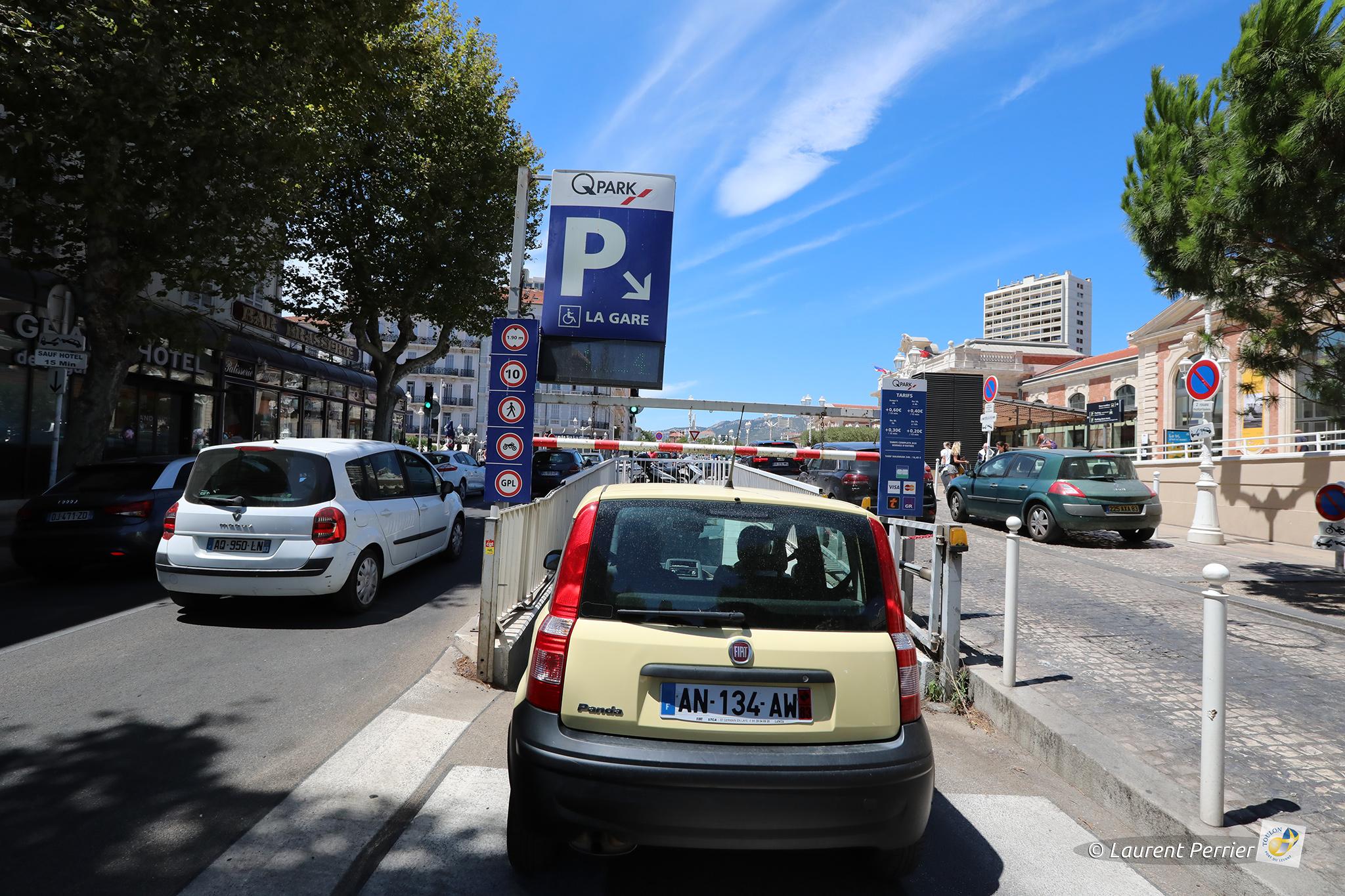 Parking Marseille Centre Ville