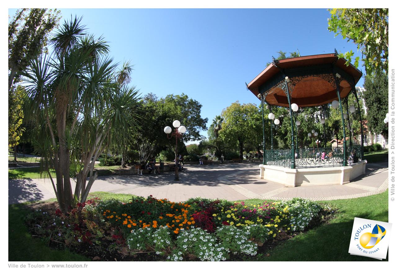 Jardin alexandre 1er site officiel de la ville de toulon - Table de jardin new york toulon ...