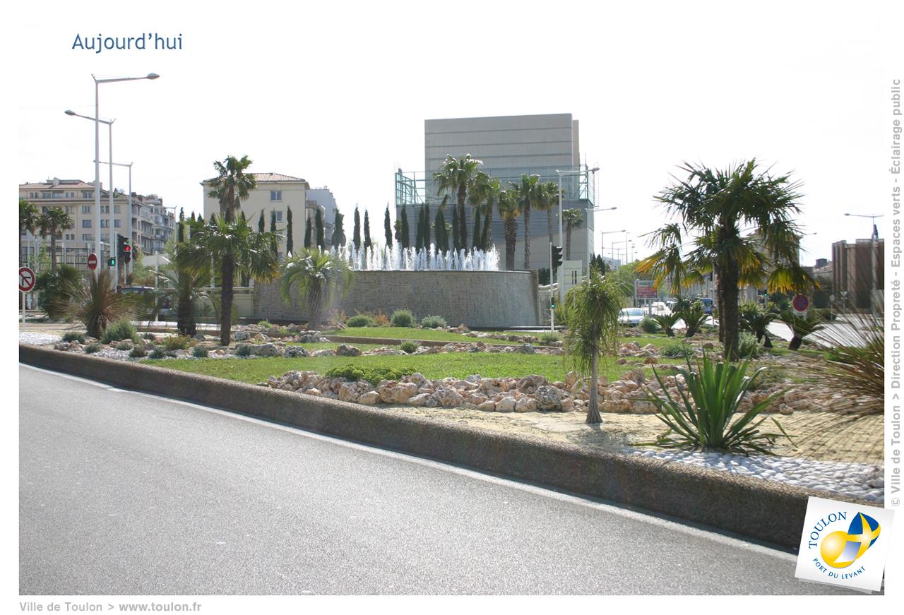 Le carrefour villevieille site officiel de la ville de for Espace vert toulon