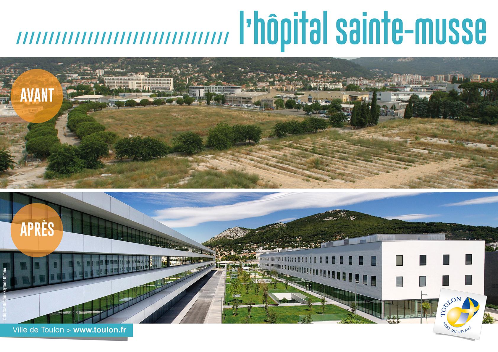 Hôpital Sainte-Musse