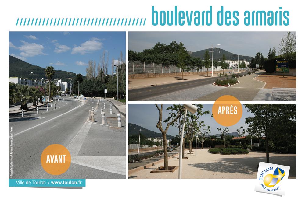 Boulevard des Armaris