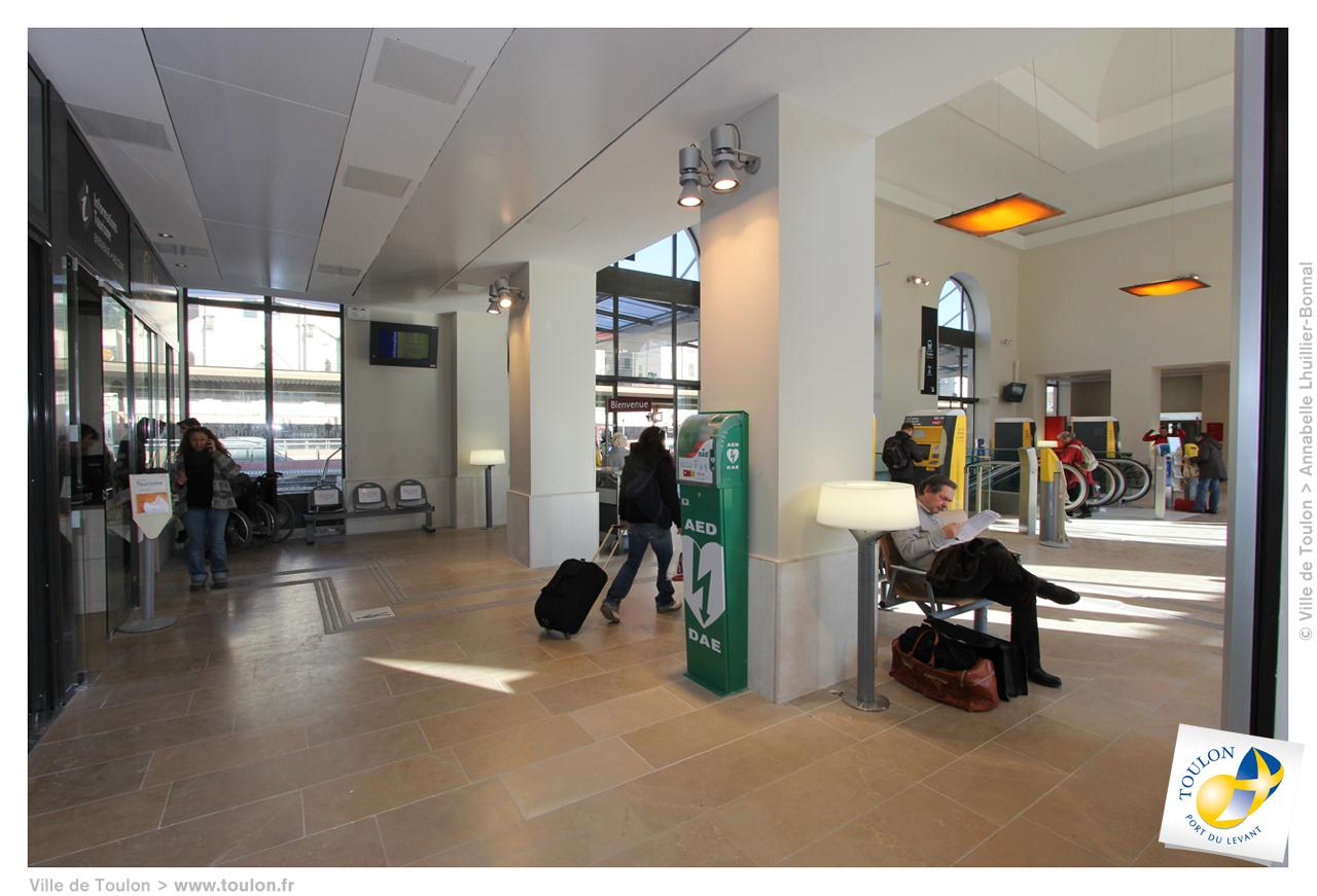 axe des gares site officiel de la ville de toulon. Black Bedroom Furniture Sets. Home Design Ideas