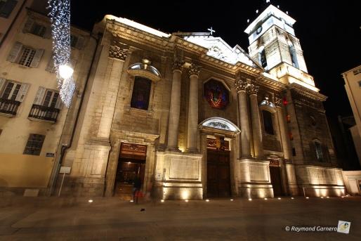 cathédrale de Toulon 2020