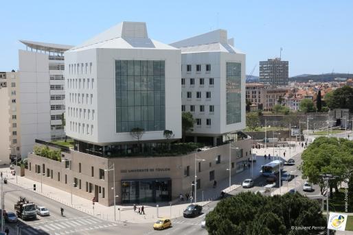 Pôle universitaire de Toulon