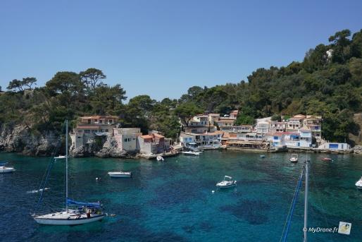 L'Anse Méjean à Toulon