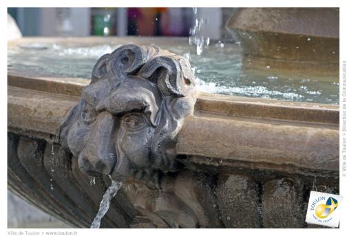Fontaine de l'Intendance