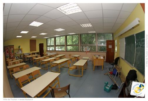 École élémentaire Fort sainte catherine