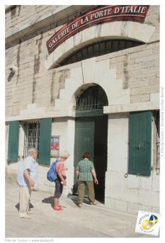 Galerie Porte d'Italie