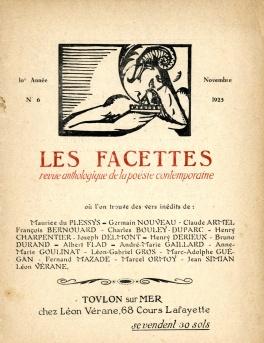 les facettes de Léon Vérane