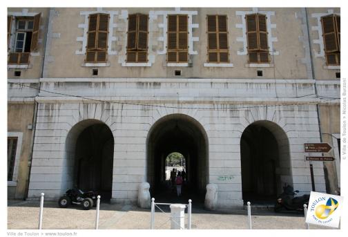 La porte d'italie