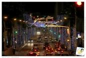 Les illuminations de Noël à Toulon