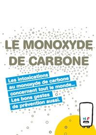 plaquette des riswues liés au monoxyde de carbone