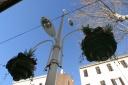 Lampadaire à Toulon