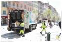 La collecte et le traitement des déchets