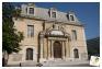 La porte du séminaire des Jésuites